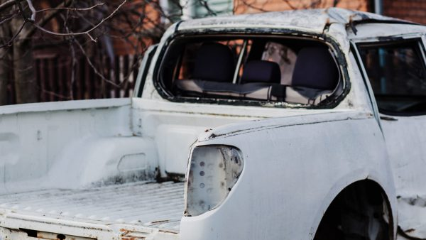 scrap car Hull service